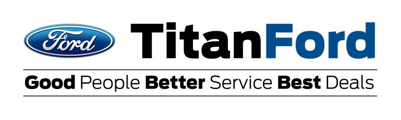 Titan Ford Logo New