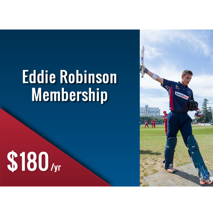 Eddie Robinson - Blue Blood Membership